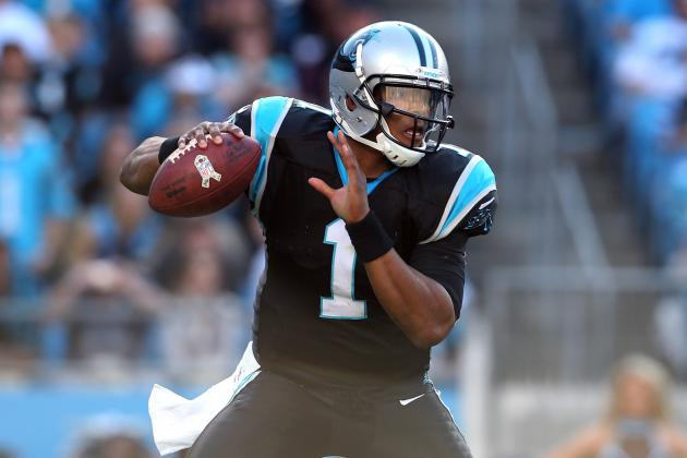 Gauging Job Security for Cam Newton as Sophomore Slump Continues