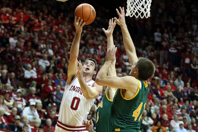 No. 1 Indiana 87, N. Dakota St. 61