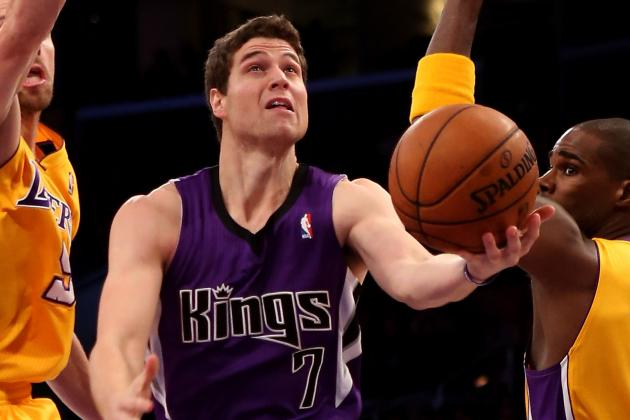 Jimmer Fredette Fights His Way into Keith Smart's Rotation