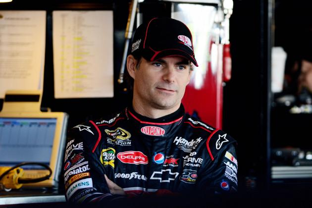Jeff Gordon: NASCAR Discipline Too Light After Admitting Guilt in Bowyer Brawl