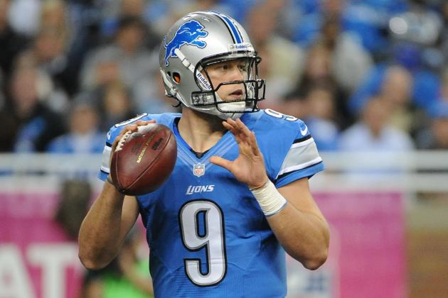 How Do the Detroit Lions Fit into NFL Playoff Picture After Week 10?