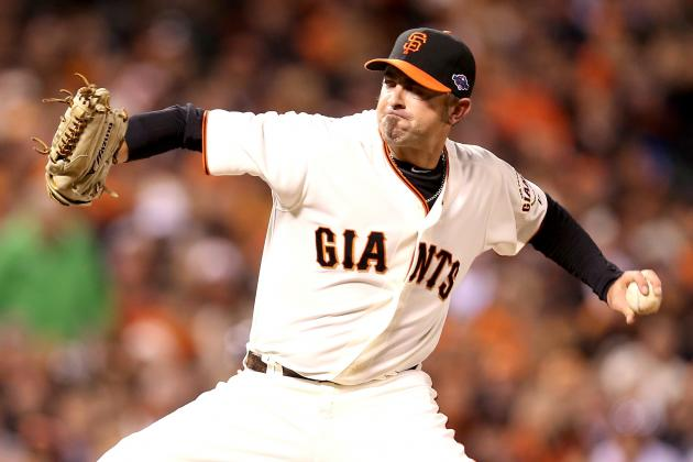 Lefty Star Affeldt, Giants Appear to Have Agreement on New 3-Year Deal