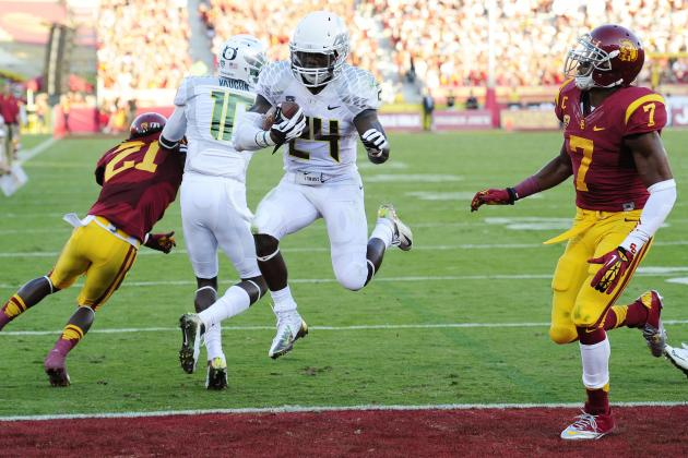 Oregon Football: Projecting How Ducks Will Finish Banner 2012 Season