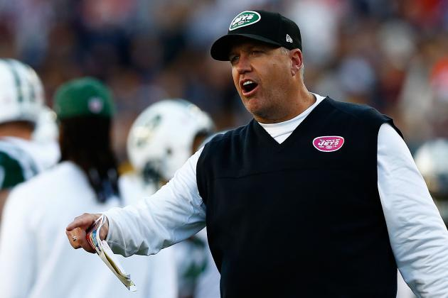 New York Jets: Why Rex Ryan Deserves to Be Fired