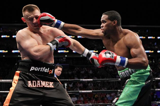 Eddie Chambers: Heavyweight Contender Looking for Cruiserweight Gold in 2013