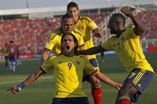 Football: Colombia's National Team Looking to Make Waves at International Level
