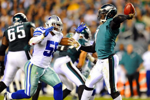 What Does Michael Vick's Injury Mean for Fantasy Owners, Eagles?
