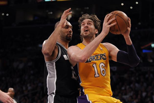 Spurs vs. Lakers: Preview, Analysis and Predictions