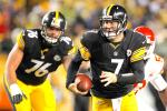 Report: Big Ben Has Separated Shoulder
