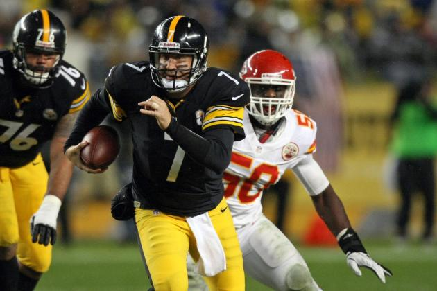 What Does Ben Roethlisberger's Injury Mean for Fantasy Owners, Steelers?