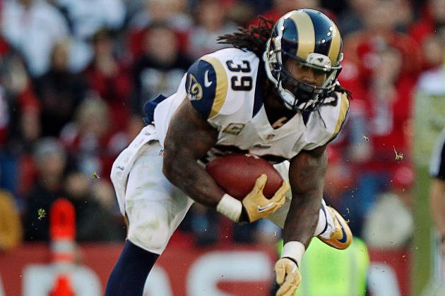Steven Jackson: Updated Fantasy Outlook and Analysis for Rams RB