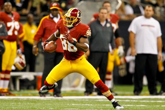 Redskins WR Pierre Garcon 'Not 100 Percent' for Week 11 Matchup Versus Eagles