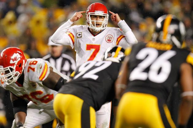 Matt Cassel: Veteran QB Proves He's No Longer an Option for Chiefs