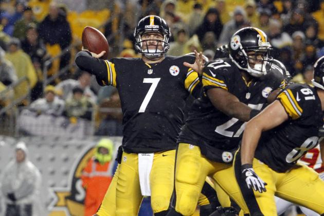 Pittsburgh Steelers Win Fourth Straight but at a Big Price