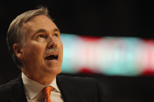 Best-Case, Worst-Case Scenarios for Lakers Under Mike D'Antoni
