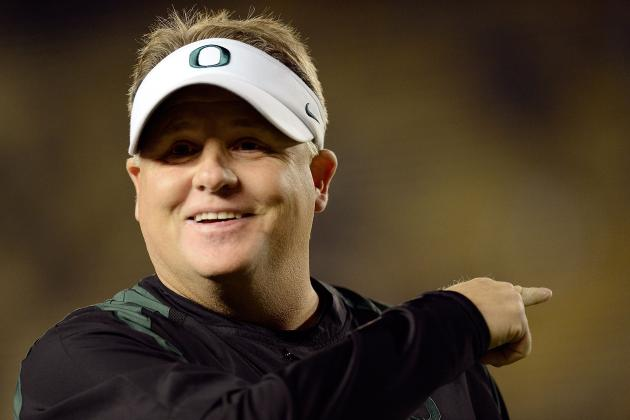 Oregon Football: What No. 2 in BCS Means to Chip Kelly and the Oregon Ducks