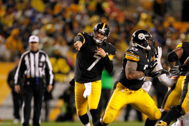 Does Ben Roethlisberger's Injury Mean Pittsburgh Steelers' Season Is Over?