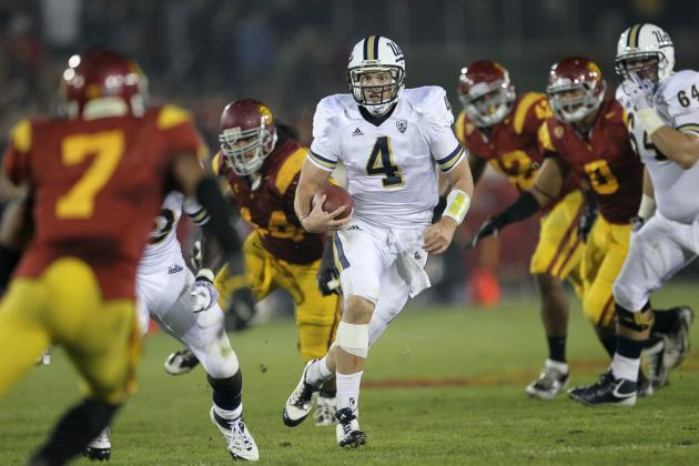 College Football Week 12 Picks: Ranked Teams That Will Cruise to Victory