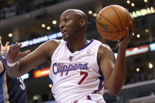 Are L.A. Clippers Getting Lakers or Mavericks Version of Lamar Odom?