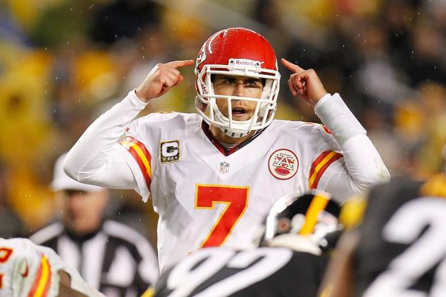 Chiefs vs. Steelers: Mistakes Spoil Team Effort in 16-13 OT Loss