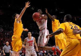 New Mexico's Tony Snell could be a key player