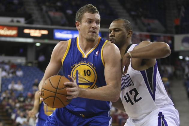 How David Lee Is Thriving Playing with Traditional, Competent NBA Centers