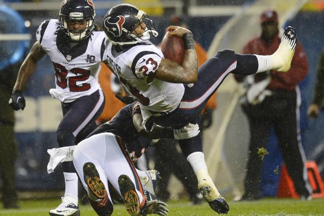 Texans vs. Bears Take 2: Foster Feasts on the Bears