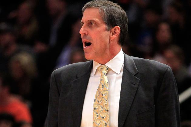 Randy Wittman Wants to See the Wizards' Finishing Touch