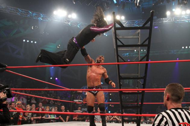 TNA News: Final Turning Point Pay-Per-View Match Results and Thoughts