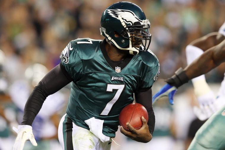 Michael Vick Must Be Benched for 2012 to Begin Nick Foles Era