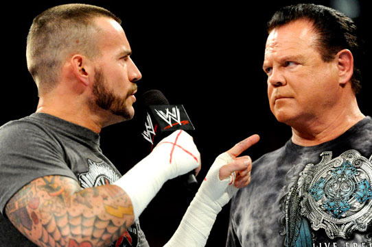 CM Punk: Why WWE Was Right to Exploit Jerry Lawler's Heart Attack on RAW
