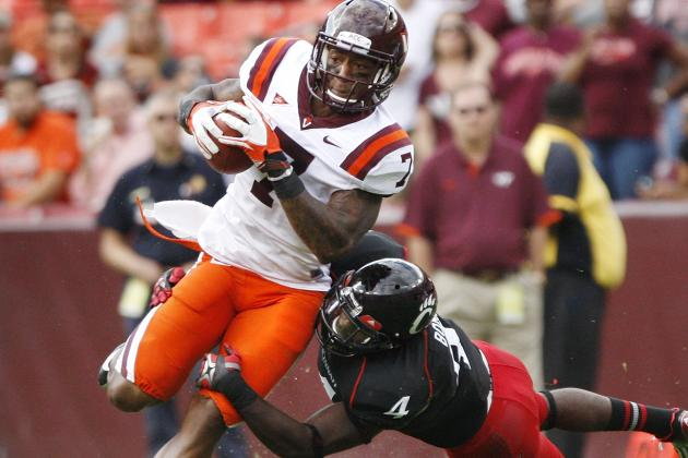 Hokies WR Marcus Davis Responds to Deadspin Video of Missed Blocks vs. FSU