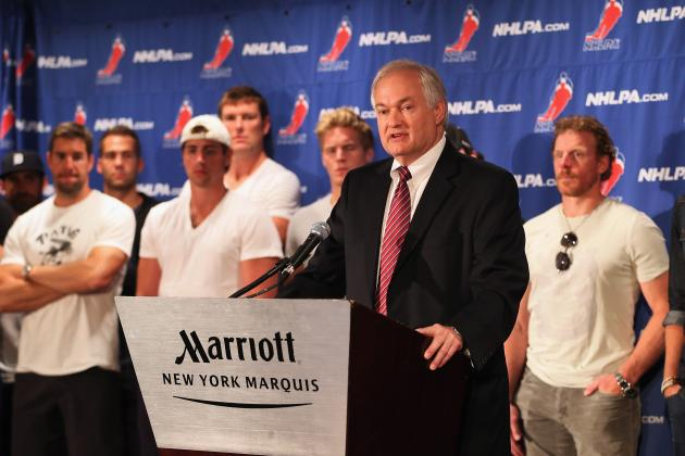 NHL Lockout: Player Contract Rights Not Worth Wasting Time Over