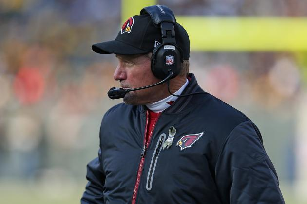 Arizona Cardinals' Ken Whisenhunt Prepared to Tweak Lineup