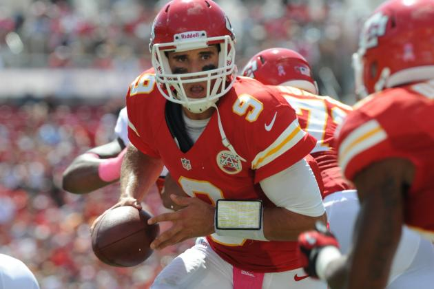 Chiefs' QB Quinn Says Doctor Has Cleared Him to Return to Action