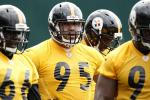 Steelers Cut 4th-Round Rookie Ta'amu