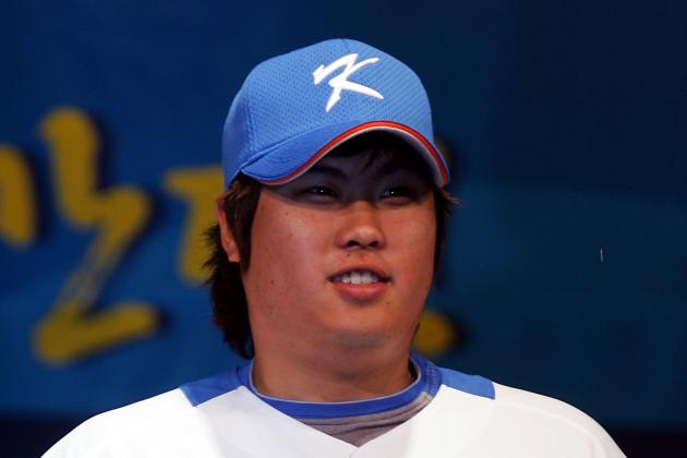 Dodgers Rotation Update: How Ryu Hyun-jin Solidifies 2013 Pitching Staff