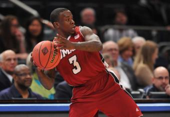 UMass guard Chaz Williams