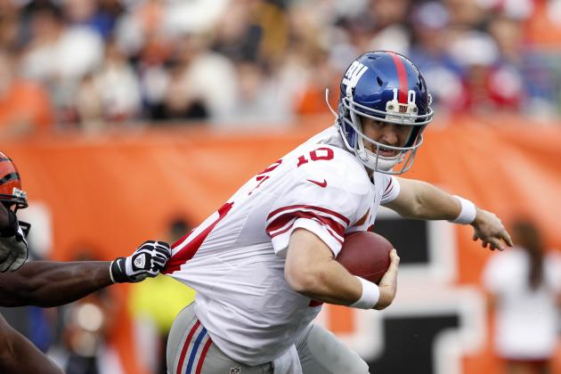 Phil Simms Says Eli Manning Is Not One of the NFL's 'Elite' Quarterbacks