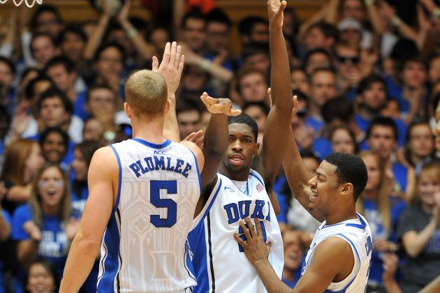 Duke vs. Kentucky: Mason Plumlee Will Be Too Much for Kentucky to Handle