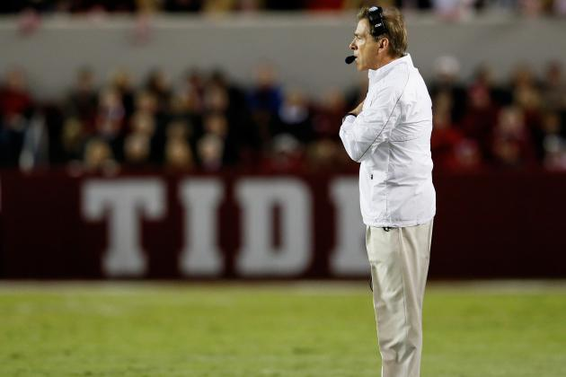 Saban: LSU Win Just as Bad as Loss Against A&M