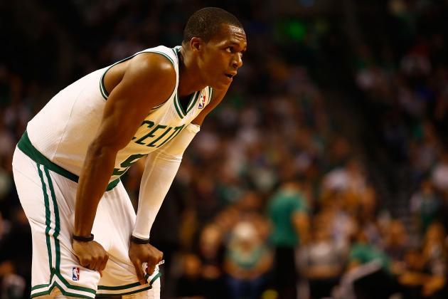 Is Rajon Rondo Mature Enough to Be the Celtics' Locker Room Leader?