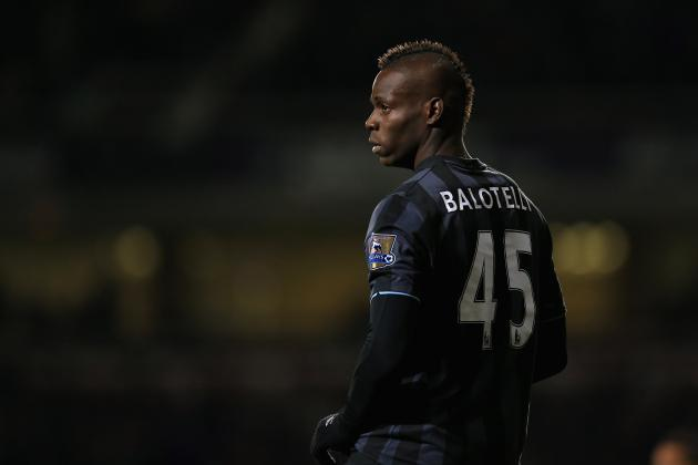 Mario Balotelli: Manchester City Should Be Fed Up with Troubled Talent's Antics