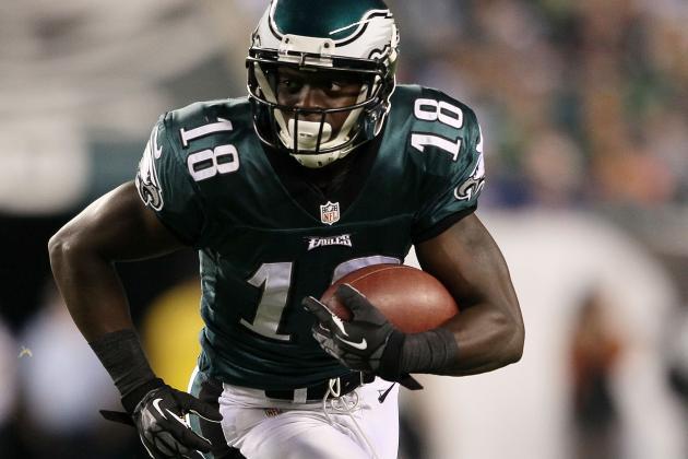 Jeremy Maclin Injury: Updates on Eagles Star's Back