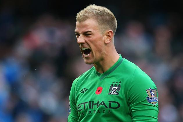 Joe Hart: Manchester City Are a Team of a Winners