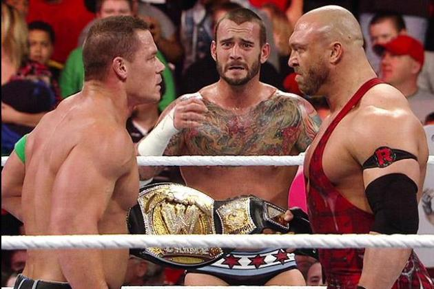 WWE Survivor Series 2012: CM Punk Could Be the Forgotten Man in the Main Event