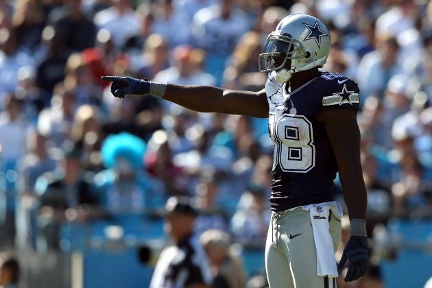 Jerry Jones Says Dez Bryant's Time Returning Punts Is Not over