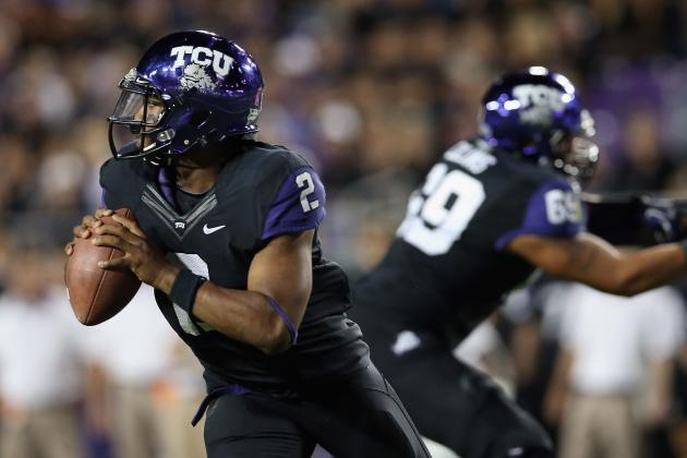 TCU's Gary Patterson Says Frogs' Road Success Due to Bigger Crowds
