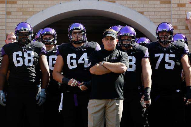 TCU's Gary Patterson Open to More Honest Injury Reporting in Big 12