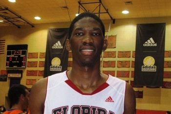 4-Star Joel Embiid Picks Jayhawks